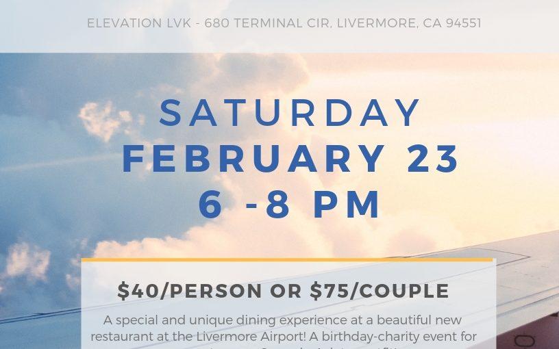 February 23 Aviator Dinner