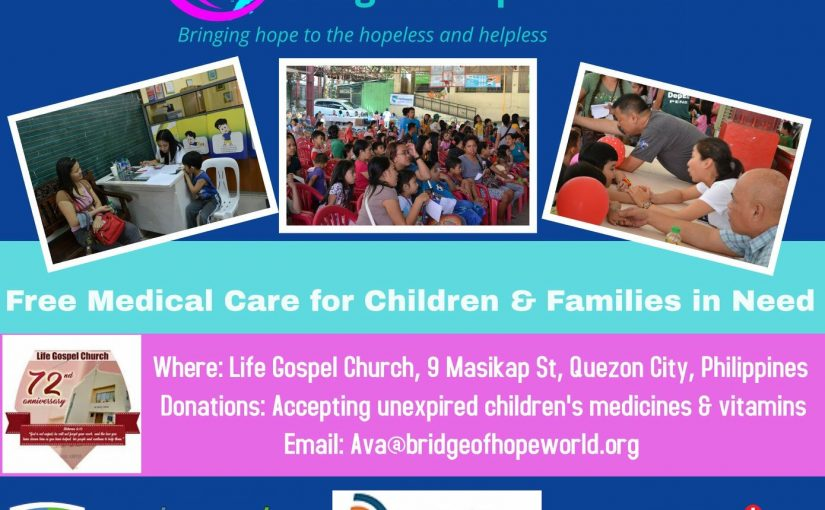March 2, 2019 Annual Medical Mission